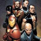 New Avengers Illuminati poster 24x36 Jim Cheung