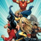 2007 Mighty Avengers Frank Cho poster 24x36