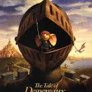 THE TALE OF DESPEREAUX ADVANCE MOVIE POSTER d/s FREE SHIPPING