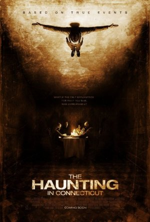 THE HAUNTING IN CONNECTICUT MOVIE POSTER FREE SHIPPING