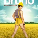 Bruno Advance Promotional Movie Poster SACHA BARON COHEN