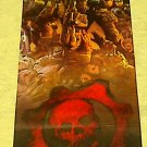 GEARS OF WAR (WILDSTORM) PROMO POSTER