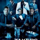The Takers Advance Promotional Movie poster Paul Walker Matt Dillon