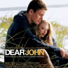 Dear John Advance Promotional Mini Movie poster Channing Tatum Amanda Seyfried