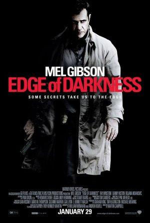 EDGE OF DARKNESS MINI MOVIE POSTER MEL GIBSON