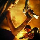 WANTED advance mini MOVIE POSTER ANGELINA JOLIE w/ FREE SHIPPING