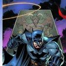 BATMAN TRINITY POSTER DC COMICS 24 X 36 ANDY KUBERT