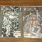 ULTIMATE SECRET RUN LOT SET OF 4 #s 1 2 3 4 m/nm