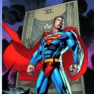 SUPERMAN TRINITY POSTER DC COMICS 24 x 36 ANDY KUBERT