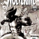 Wolverine #50 near mint comic black and white variant
