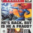 Action Comics #841 near mint comic