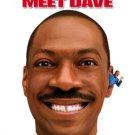 MEET DAVE MOVIE POSTER EDDIE MURPHY FREE SHIPPING