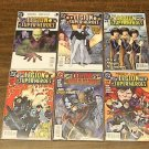 LEGION OF SUPER-HEROES 6 COMIC LOT RUN #s 1 - 6 (2006)