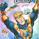 BOOSTER GOLD #17 (2009) ORIGINS AND OMENS near mint comic
