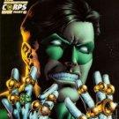 Green Lantern #23 near mint comic Vol. 4 (2007) Geoff Johns