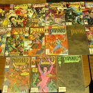 DARKHOLD 15 COMIC LOT RUN #s 1 – 15 m/nm (1992) MARVEL