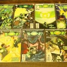DC ION 7 COMIC LOT RUN #s 1 – 7 from 2006 1 2 3 4 5 6 7