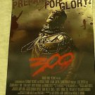 300 PREPARE FOR GLORY MOVIE POSTER FREE SHIPPING