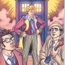 DOCTOR WHO FORGOTTEN #4 near mint comic (2008) IDW