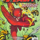 FLASH #244 near mint comic (2008) INFESTED: PART ONE