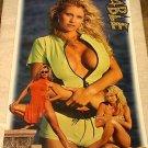 1998 WWF VINTAGE SABLE WRESTLING POSTER 22x34