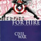 Heroes For Hire #3 CIVIL WAR CROSSOVER near mint comics