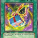 YU-GI-OH! YUGIOH SPACE GIFT #LODT-EN046 unlimited edition near mint card