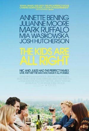 THE KIDS ARE ALL RIGHT ADVANCE MINI MOVIE POSTER