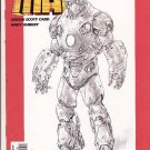 ULTIMATE IRON MAN LTD ED VAR #1 Of(6) near mint comic