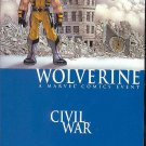 WOLVERINE #46 CIVIL WAR near mint comic