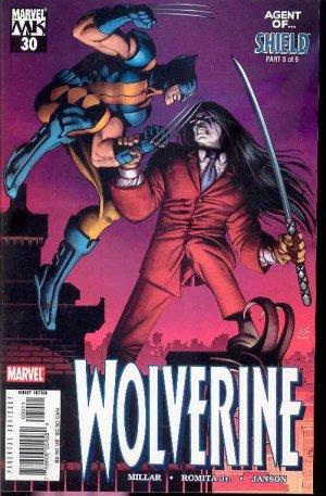 WOLVERINE #30 MARVEL COMICS near mint comic