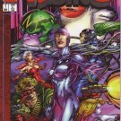 WILDSTORM RISING #1 (1995) near mint comic INCLUDES PROMO CARDS