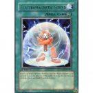 Yugioh Elecgtro Magnetic Shield (TSHD-EN055) 1st Edition near mint card