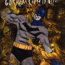 BATMAN GOTHAM COUNTY LINE #2 of 3 near mint comic