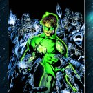 BLACKEST NIGHT POSTER #2 GREEN LANTERN 24x36 brand new