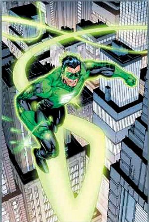 GREEN LANTERN POSTER DC COMICS JIM LEE 24x36