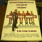 VINTAGE THE FULL MONTY MOVIE Poster Print 27x40 (1997) Free shipping