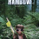SON OF RAMBOW MINI MOVIE POSTER D/S (2008) Free shipping