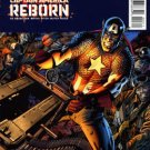 CAPTAIN AMERICA REBORN #3 of 5 near mint comic