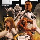 FF #1 near mint comic (2011) 1st printing