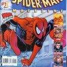 SPIDERMAN SPIDER-MAN MAGAZINE #1 near mint condition