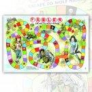 FABLES #100 POSTER DC COMICS 24x36 MARK BUCKINGHAM