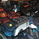 TRANSFORMERS THE WAR WITHIN #3 vf/nm