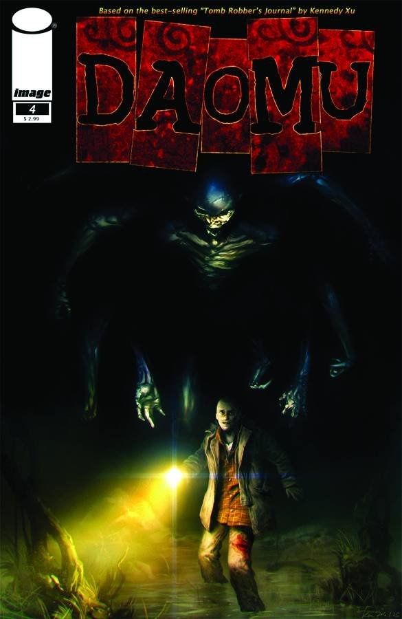DAOMU #4 (MR) IMAGE COMICS near mint comic