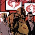 G.I. Joe Cobra Civil War #0  Cover C near mint comic (2011)