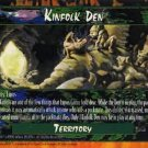 Rage Kinfolk Den (Legacy of the Tribes) near mint card