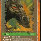 Rage Shoragg (The Wyrm) near mint card