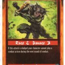 Rage Reckless Swing (The Wyrm) near mint card