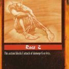 Rage Fetal Position (The Wyrm) near mint card