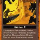 Rage Rampage (Legacy of the Tribes) near mint card